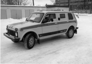 """Спецавтомобиль бронированный """"БМД - 1986"""""""