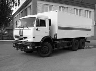 Спецавтомобили для перевозки опасных грузов на различных шасси автомобилей