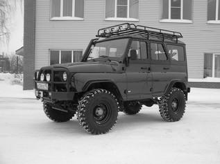 """Универсал повышенной проходимости УАЗ-315195 """"Hunter"""""""