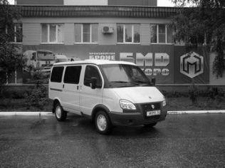 """Спецавтомобиль бронированный для перевозки денежной выручки и ценных грузов на базе автомобиля ГАЗ-2217 """"Баргузин"""""""